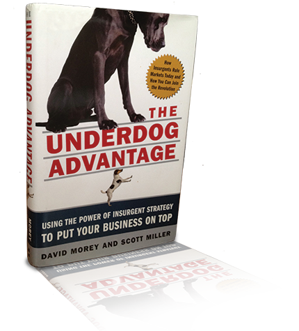 underdog advantage cover
